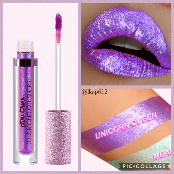 Lime Crime Other - Lime Crime Diamond Crushers- Unicorn Queen